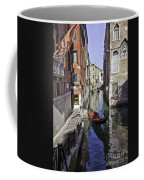 Even A Gondolier Has To Take A Break Coffee Mug