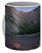 Evening At Chimney Pond  Coffee Mug
