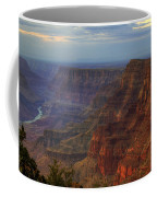 Evening At Desert View Coffee Mug