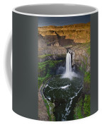 Evening At Palouse Falls Coffee Mug