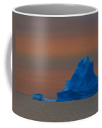 Evening Berg Coffee Mug
