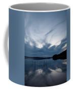 Evening Clouds Over Haukkajarvi Coffee Mug
