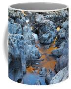 Evening Light On The Black River At Johnsons Shut Ins State Park IIi Coffee Mug