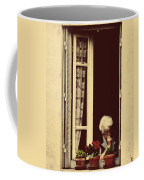 Evening Reading Coffee Mug