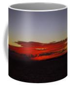 Evening Red Coffee Mug