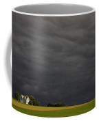 Evening Storm Clouds, Hampton, Prince Coffee Mug