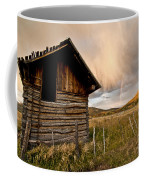 Evening Storm Coffee Mug by Jeff Kolker