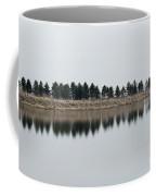 Evergreen Trees Coffee Mug