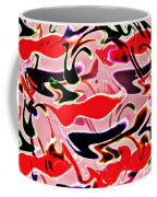 Evolve Abstract Painting Coffee Mug