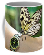 Excuse Me What Time Is It Now Coffee Mug