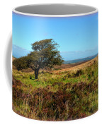 Exmoor's Heather-covered Hills Coffee Mug