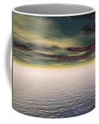 Expanse Of Water And Sky Coffee Mug