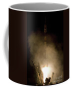 Expedition 16 Lifts Off Coffee Mug