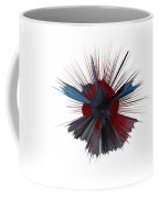 Exploding Tick Coffee Mug