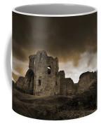 Exterior Of The Ruins Of Denhigh Castle Coffee Mug