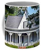 Exterior Of Victorian Style House Coffee Mug