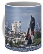 Extreme 40 Team Wales 2 Coffee Mug
