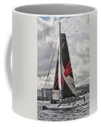 Extreme 40 Team Wales Coffee Mug