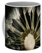 Extreme Close-up Of The Seedhead Coffee Mug