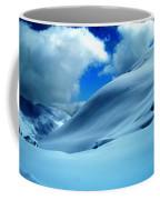 Eye Catcher In The Snow Coffee Mug