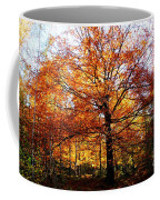 Eye Of The Forest Coffee Mug