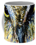 Eyes Of Owl's 13 Coffee Mug