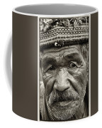 Eyes Of Soul Coffee Mug by Skip Nall