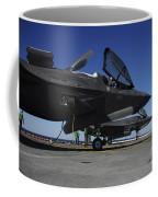 F-35b Lightning II Variants Are Secured Coffee Mug