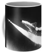F-4 Phantom Fighter Jet Coffee Mug