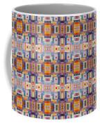 Fabric Art Coffee Mug