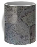 Facade 8 Coffee Mug