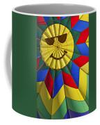 Face Inside Hot Air Balloon  Coffee Mug