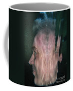 Face Reflected Underwater Coffee Mug