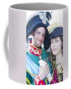 Faces Of St. Petersburg Coffee Mug
