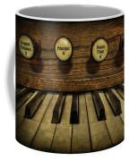 Facing The Music Coffee Mug by Evelina Kremsdorf