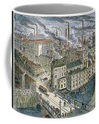 Factories: England, 1879 Coffee Mug