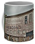 Faded Facade Coffee Mug