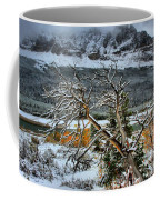 Fading Colors Coffee Mug