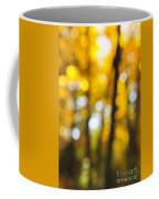 Fall Abstract Coffee Mug