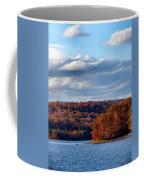 Fall At Dusk Coffee Mug