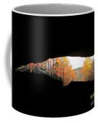 Fall At The Cave Coffee Mug