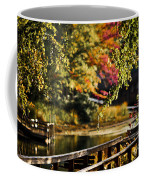 Fall At Tyler State Park Coffee Mug