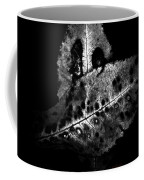 Fall Color In Black And White Coffee Mug