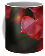 Fall Color Red Coffee Mug