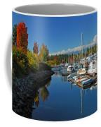 Fall Colors At English Bay Coffee Mug