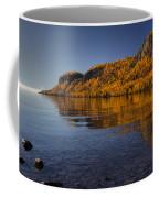 Fall Colours In The Squaw Bay II Coffee Mug
