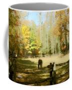 Fall Corral Coffee Mug