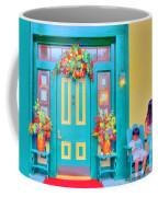 Fall Decorations Coffee Mug