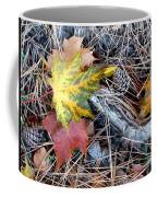 Fall Forest Floor Coffee Mug