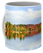 Fall Forest Reflections Coffee Mug